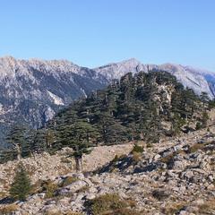 Ранок в горах анатолійських, чим ближче до неба, тим менше повітря - парадокс.
