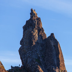 Замок непохитних ілюзій. Вершина - Є!