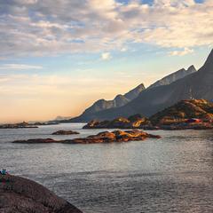 Острови свідомості і берег споглядання