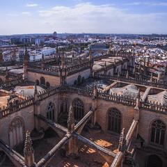 Катедра в Севільї – в надійному місці... Отож. Та перспектива – яка перспектива!