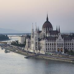 Budapest. Parliament.