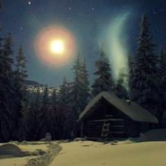 Різдво в горах