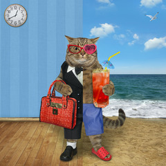 Мріючи про відпустку ...