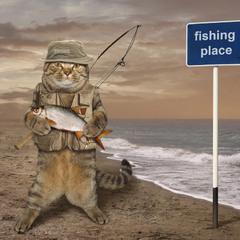 Щасливий рибалка...