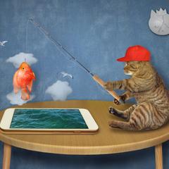 Віртуальна рибалка ...