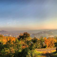 Восход на Ивановой горе