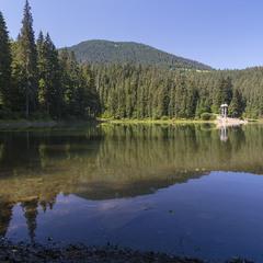 Свежесть горного озера