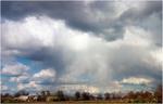 Хмарне небо.