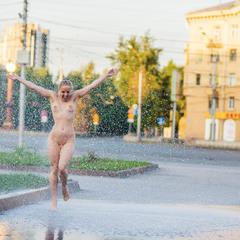 утренние прогулки в Новосибирске