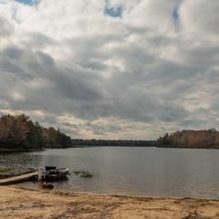 Lake Jane. October