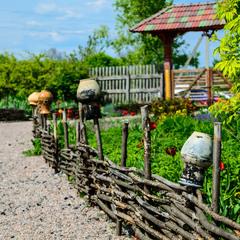 Українське подвір'я