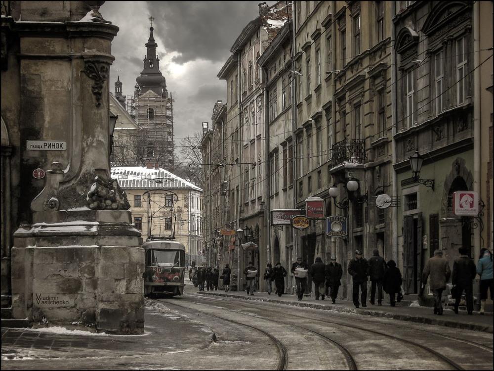 фото улиц львова хочу поделиться