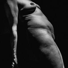 Художественные части человеческого тела.