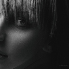 Portrait. Special secret creative workshop A. Krivitsky.
