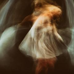 Portrait. Color dream dancer. Secret Studio A. Krivitsky.