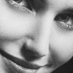 Portrait for a smile. School posing A. Krivitsky.