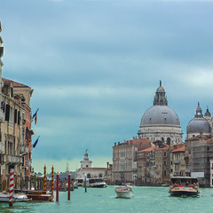 Тучи над Венецией