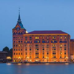 Hilton Molino Stucky Venice Hotel (Italy)