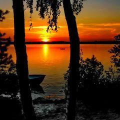 В краю озер