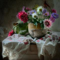Осень в старом доме...