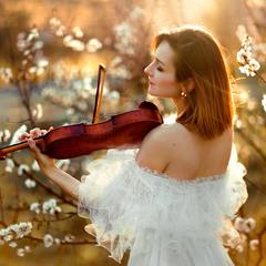 Весенняя мелодия