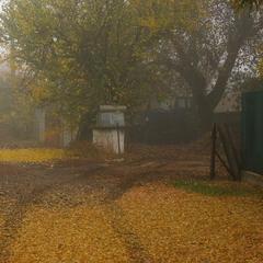 сільска осінь