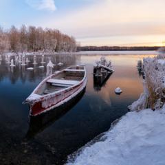Зимний корабль