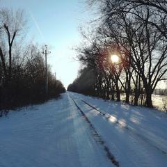 Дорога на південь.