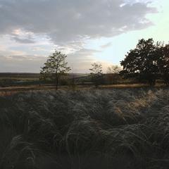 На захід сонце вже схилилось...
