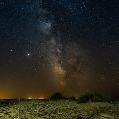 cool starry night