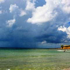 Море Тарханкута