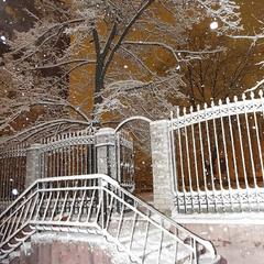 Добро пожаловать, Зима!!!