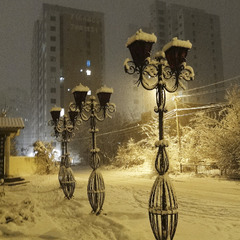 Улица красных фонарей...