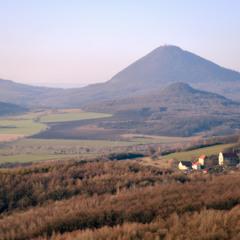 Чеське Середньогір'я