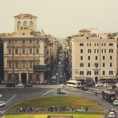 Venetian palazzo jam