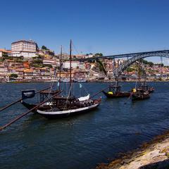 Порто, Португалия, Портвейн...