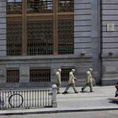 Мадридские улицы