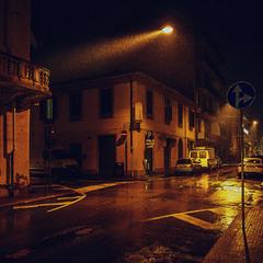 Дождь в Монтэкантини