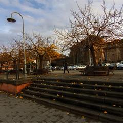 Осенняя Генуя