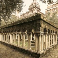 Genova-Chiostro di Sant'Andrea
