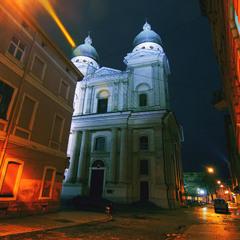 Краски ночного Львова...