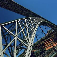 Мост Теофила Сейрига. Порто