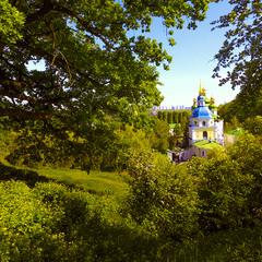 Выдубичский монастырь