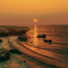 Красное море... Рассвет