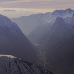 Альпийский вечер