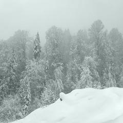 Буковельная зима вчера))