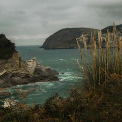 Осень над Playa De Muriola