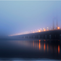 The Bridge into the foggy Future