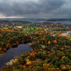 Шведская осень