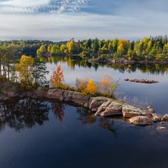 Lerum lake